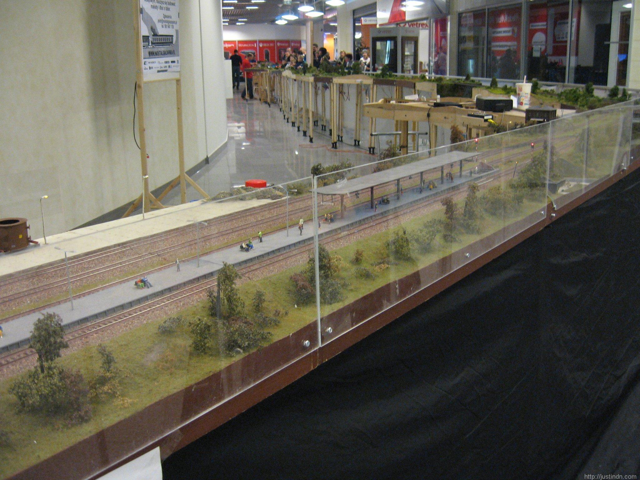 Выставка моделей в Гданьске