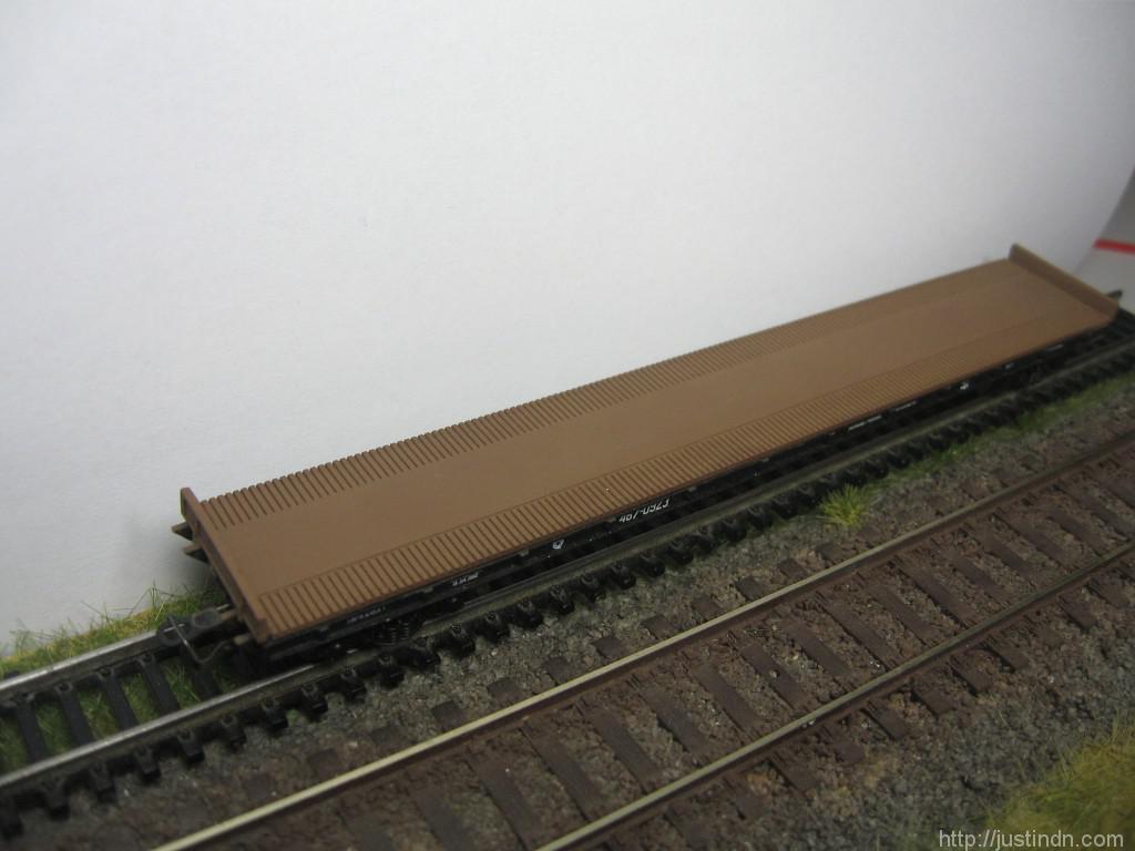 Платформа 13-491, МоделисТТ