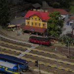 Дом поезда (D?m vl??k?), Прага