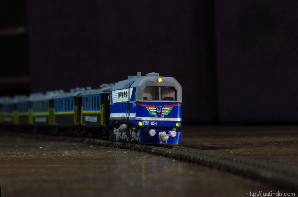 Мини-Малая Южная, ТУ2-054