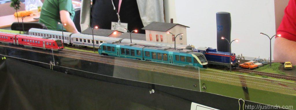 Выставка моделей в Грудзёнде